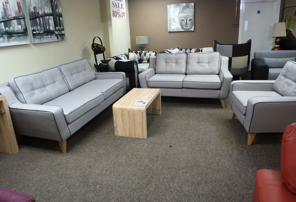 Peroda 815 3 seater, 2 seater and chair £1299 (SUPERSTORE)