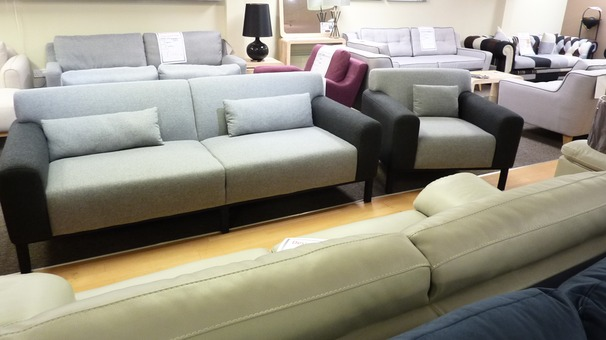 Peroda 10475 3 seater and 1 chairs £699 (CLEARANCE OUTLET)