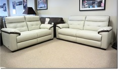 Le Mans 3 seater and 2 seater with taupe trim £2299 - Click for more details