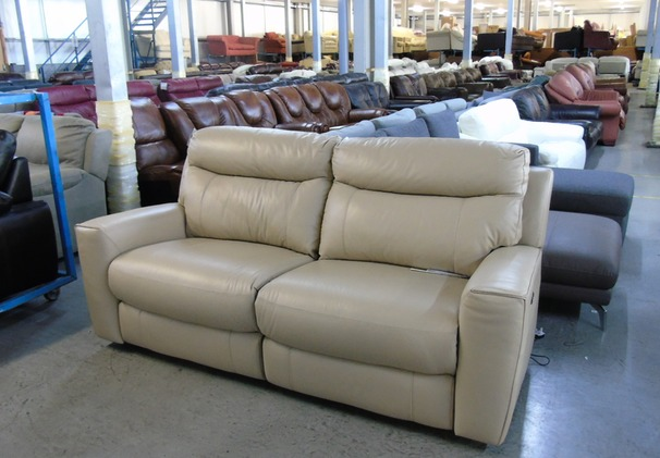 Grenoble Electric recliner 3 seater £799 (CLEARANCE OUTLET)