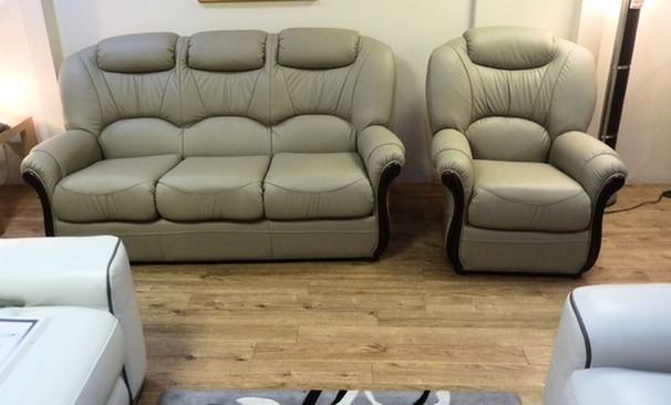 Garda 3 seater and 1 chair £799 (CLEARANCE OUTLET)