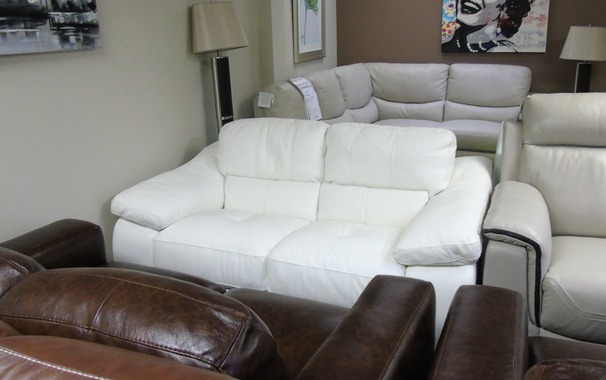 Forme 2 seater sofa Winter white £399 (SUPERSTORE)