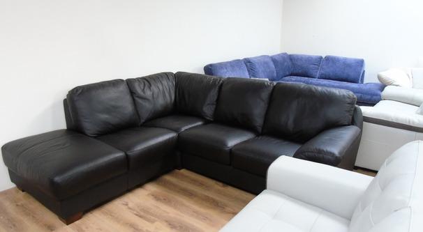 Baresi corner brown  £999 (SUPERSTORE)