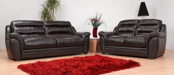 Leather Sofa Company Leather Sofa Ricardo