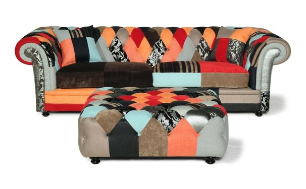 Patchwork Chesterfield Sofa Uk Catosfera Net